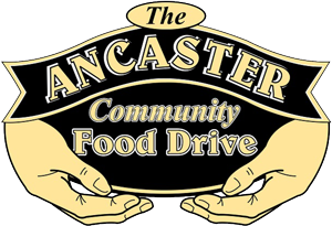 Ancaster Community Food Drive Logo